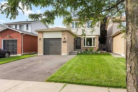 House for sale at 3328 Cardiff Cres Burlington Ontario - MLS: W4543894