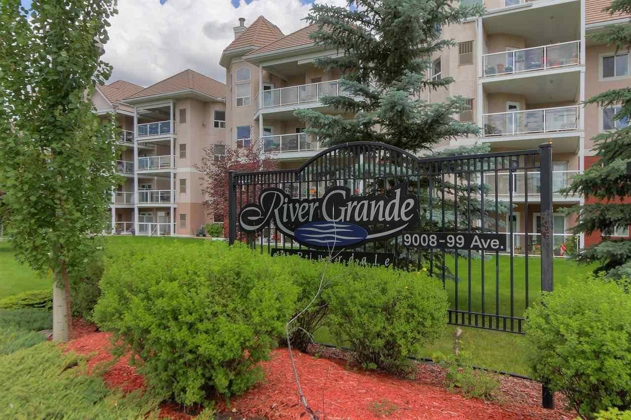 Condo for sale at 9008 99 Ave Nw Unit 333 Edmonton Alberta - MLS: E4164245