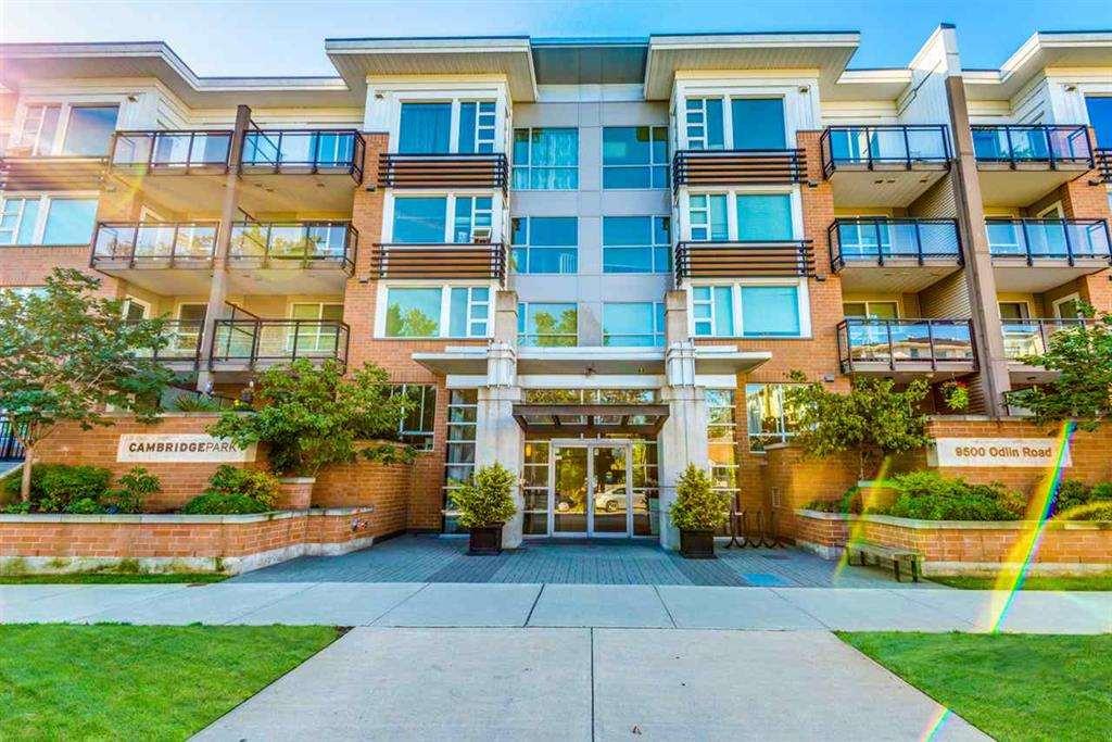Sold: 333 - 9500 Odlin Road, Richmond, BC