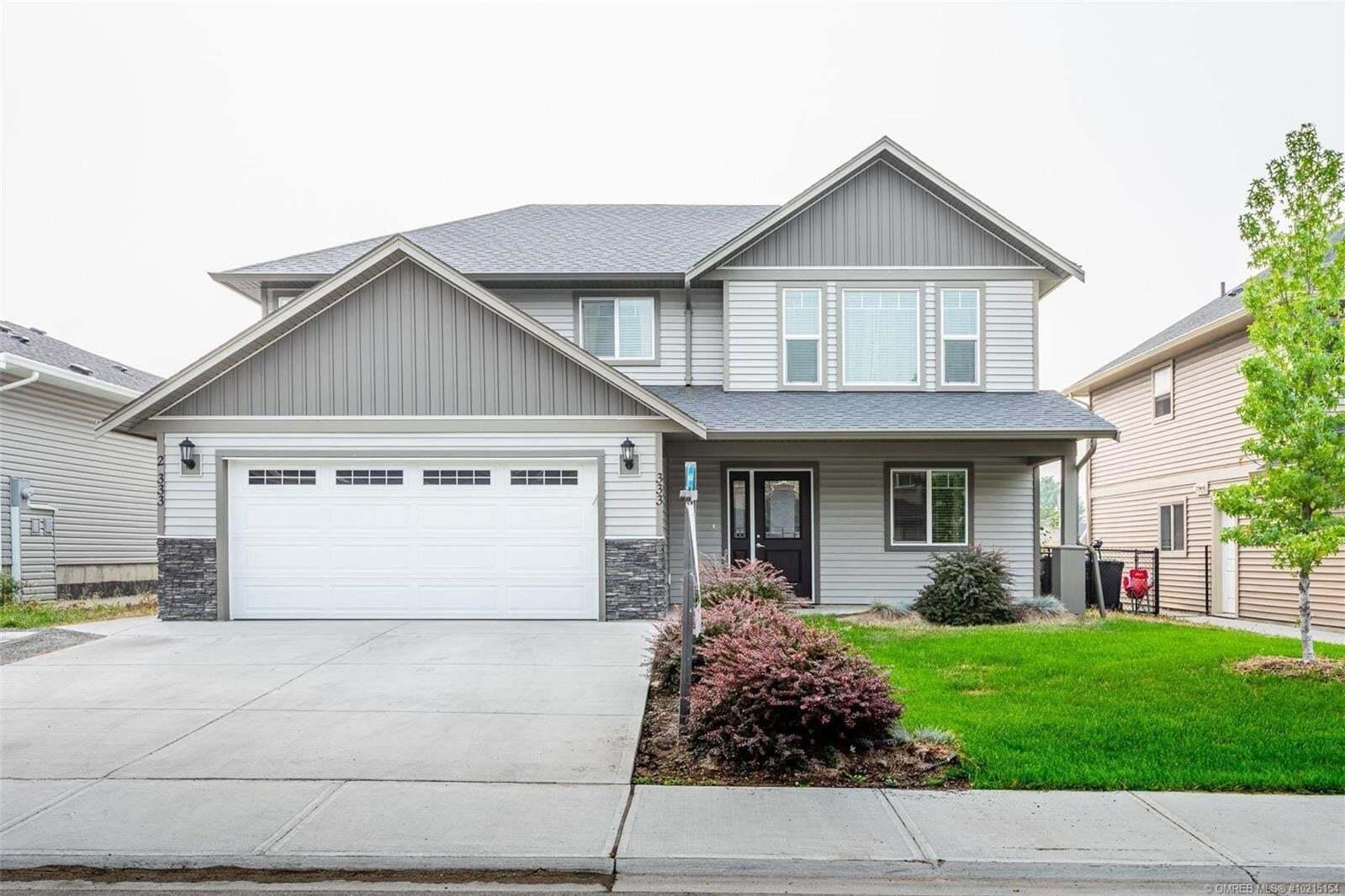 House for sale at 333 Arab Rd Kelowna British Columbia - MLS: 10215154