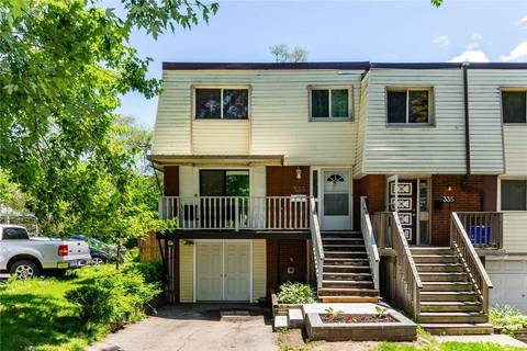 Townhouse for sale at 333 Cochrane Rd Hamilton Ontario - MLS: H4056577