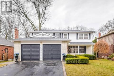 House for sale at 333 Coleridge Dr Waterloo Ontario - MLS: 30725630