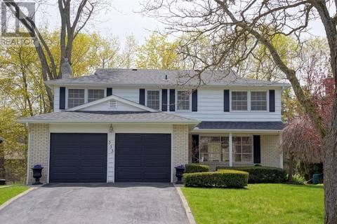 House for sale at 333 Coleridge Dr Waterloo Ontario - MLS: 30729946