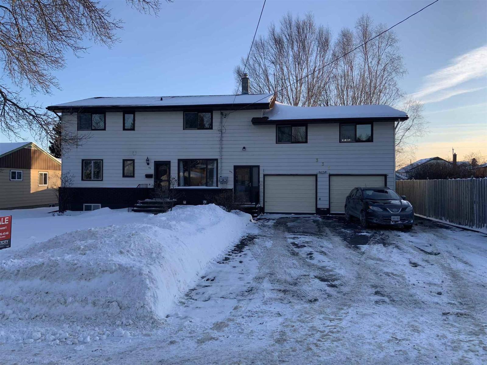 House for sale at 333 Erle St Thunder Bay Ontario - MLS: TB193463