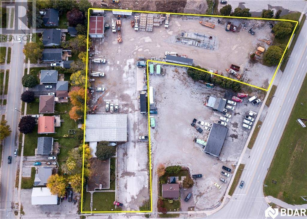 Commercial property for sale at 333 Forest Ave South Orillia Ontario - MLS: 30778386