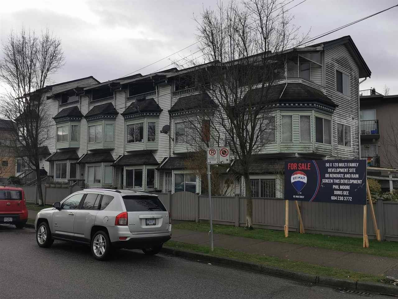 Townhouse for sale at 333 Garden Dr Vancouver British Columbia - MLS: C8030754