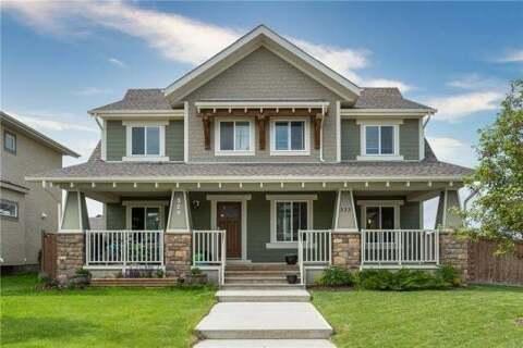 Townhouse for sale at 333 Mahogany Blvd Southeast Calgary Alberta - MLS: C4302824