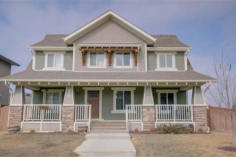 Townhouse for sale at 333 Mahogany Blvd Southeast Calgary Alberta - MLS: C4236190