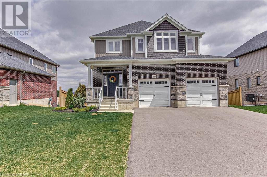 House for sale at 333 Poldon Dr Norwich (twp) Ontario - MLS: 244920