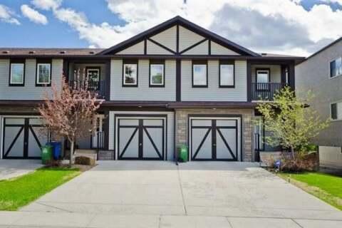 Townhouse for sale at 333 Sibbald St Cochrane Alberta - MLS: C4299913