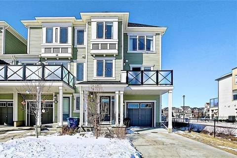 Townhouse for sale at 333 Windford Green Southwest Airdrie Alberta - MLS: C4291446