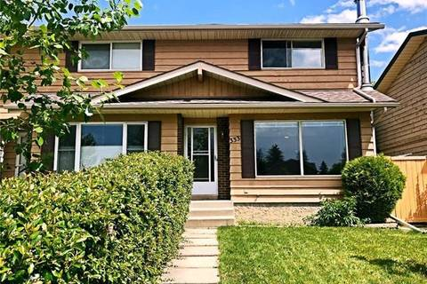 Townhouse for sale at 333 Woodvale Cres Southwest Calgary Alberta - MLS: C4265537