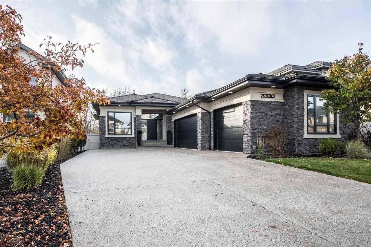 House for sale at 3330 Landing Landng Nw Edmonton Alberta - MLS: E4177690