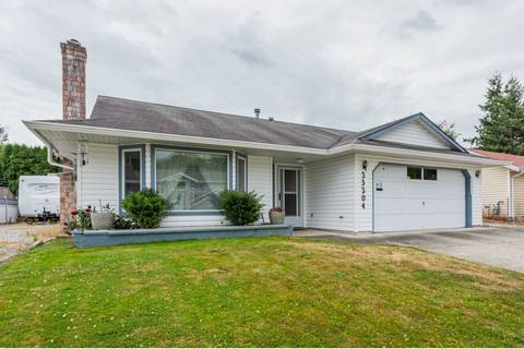 House for sale at 33304 Meadowlands Ave Abbotsford British Columbia - MLS: R2397473
