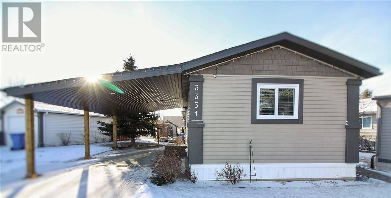 Residential property for sale at 3331 31 St S Lethbridge Alberta - MLS: ld0188897