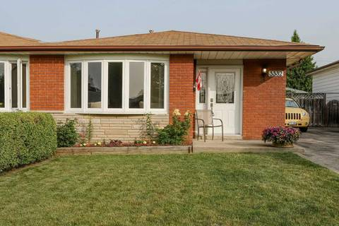 Townhouse for sale at 3332 Homark Dr Mississauga Ontario - MLS: W4514293
