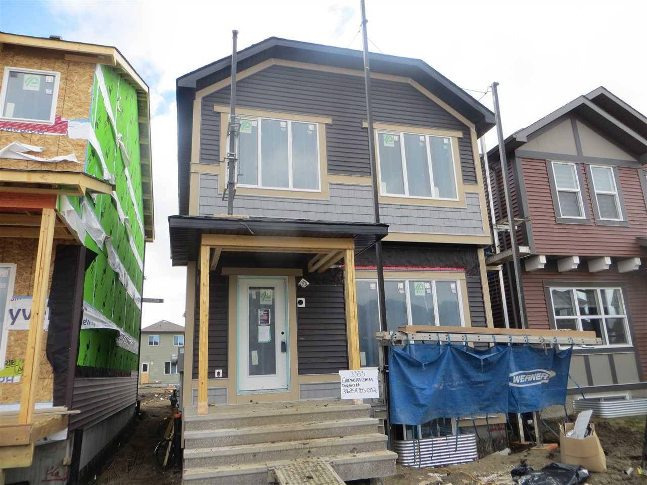 House for sale at 3333 Checknita Common Sw Edmonton Alberta - MLS: E4194329
