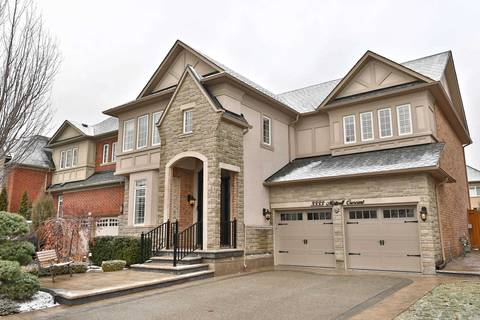 House for sale at 3333 Mistwell Cres Oakville Ontario - MLS: W4669712