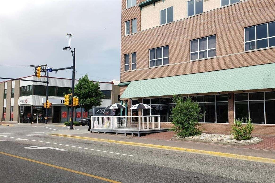 Commercial property for lease at 3334 30th Ave Vernon British Columbia - MLS: 10207969