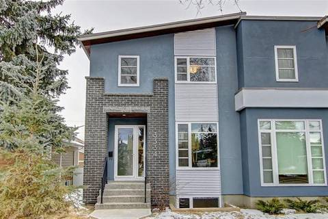 Townhouse for sale at 3334 42 St Southwest Calgary Alberta - MLS: C4289813