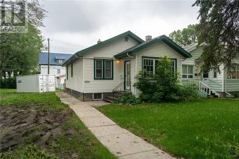 House for sale at 3334 Victoria Ave Regina Saskatchewan - MLS: SK778341