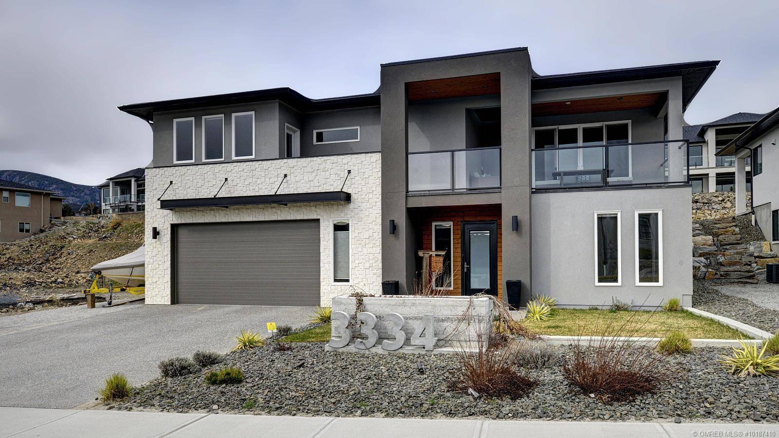 House for sale at 3334 Vineyard View Dr West Kelowna British Columbia - MLS: 10187410