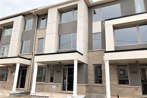 Townhouse for rent at 3335 Carding Mill Tr Oakville Ontario - MLS: W4430320