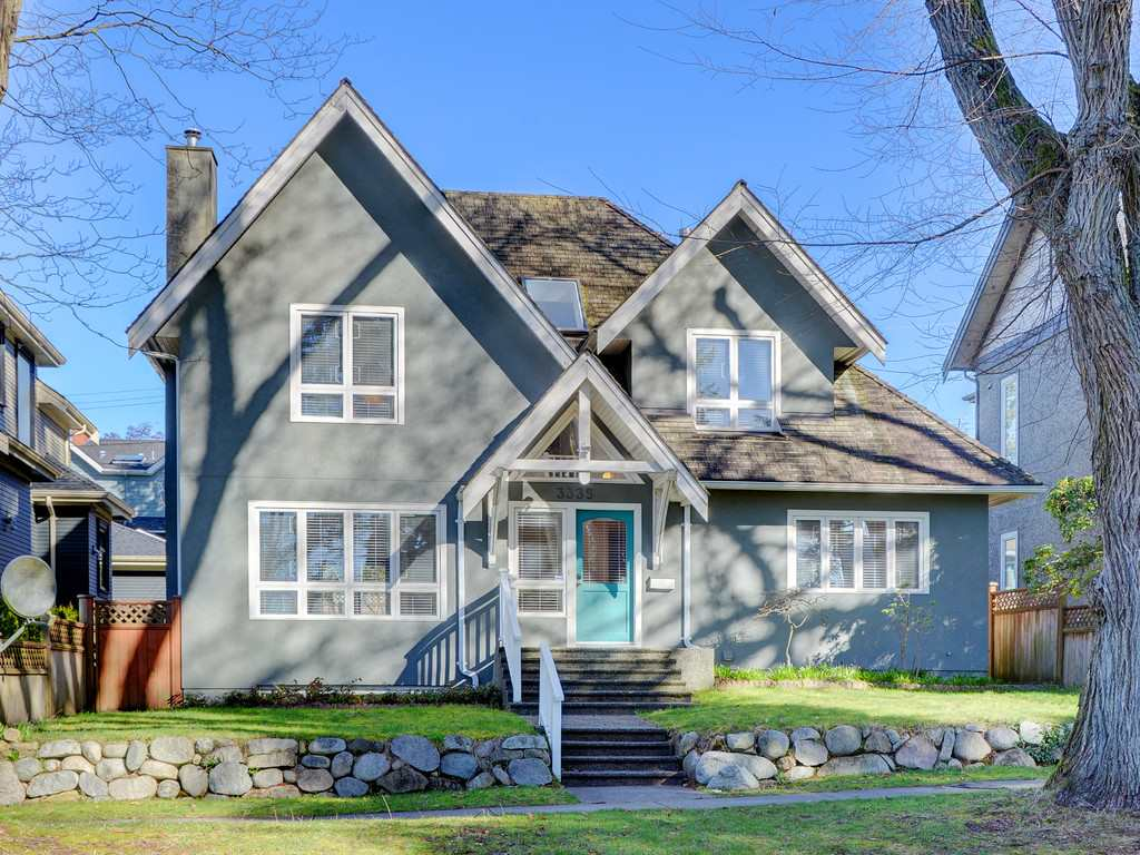 Sold: 3335 Mayfair Avenue, Vancouver, BC