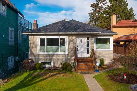 House for sale at 3335 16th Ave W Vancouver British Columbia - MLS: R2339053