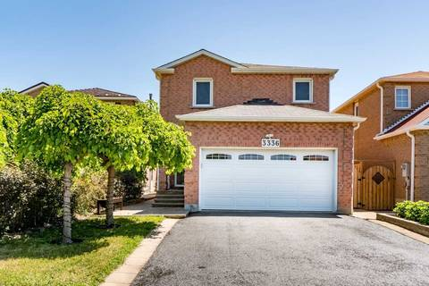 House for sale at 3336 Mcmaster Rd Mississauga Ontario - MLS: W4449247