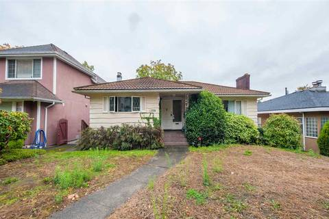 House for sale at 3336 35th Ave W Vancouver British Columbia - MLS: R2426549