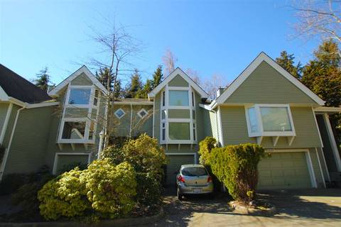 Townhouse for sale at 3337 Flagstaff Pl Vancouver British Columbia - MLS: R2346297