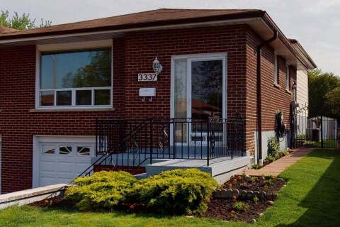 Townhouse for sale at 3337 Grechen Rd Mississauga Ontario - MLS: W4776978