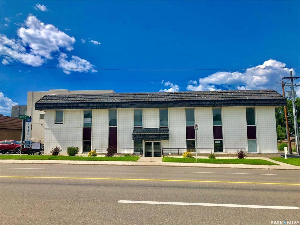 Commercial property for lease at 3337 8th St E Saskatoon Saskatchewan - MLS: SK782556