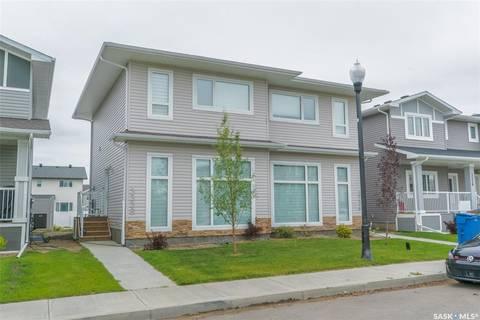 Townhouse for sale at 3338 Green Poppy St Regina Saskatchewan - MLS: SK782690