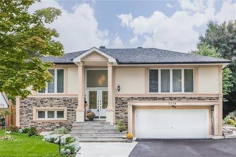 House for sale at 3338 Riverspray Cres Mississauga Ontario - MLS: W4433691
