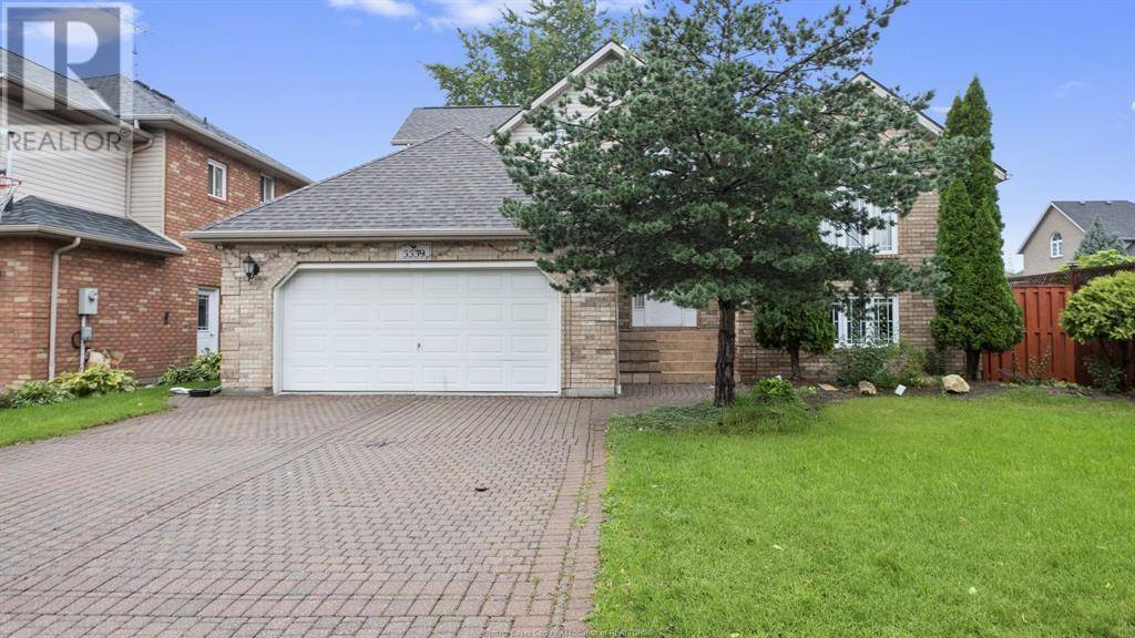 House for sale at 3339 Whiteside Dr Windsor Ontario - MLS: 20001297
