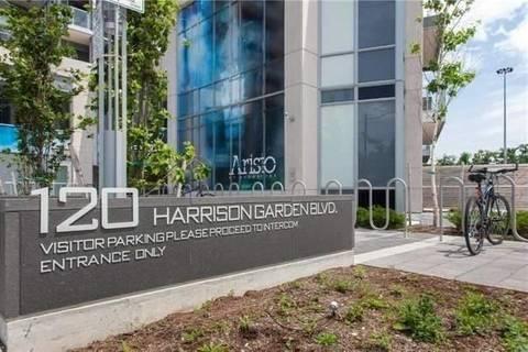 Apartment for rent at 120 Harrison Garden Blvd Unit 334 Toronto Ontario - MLS: C4490756