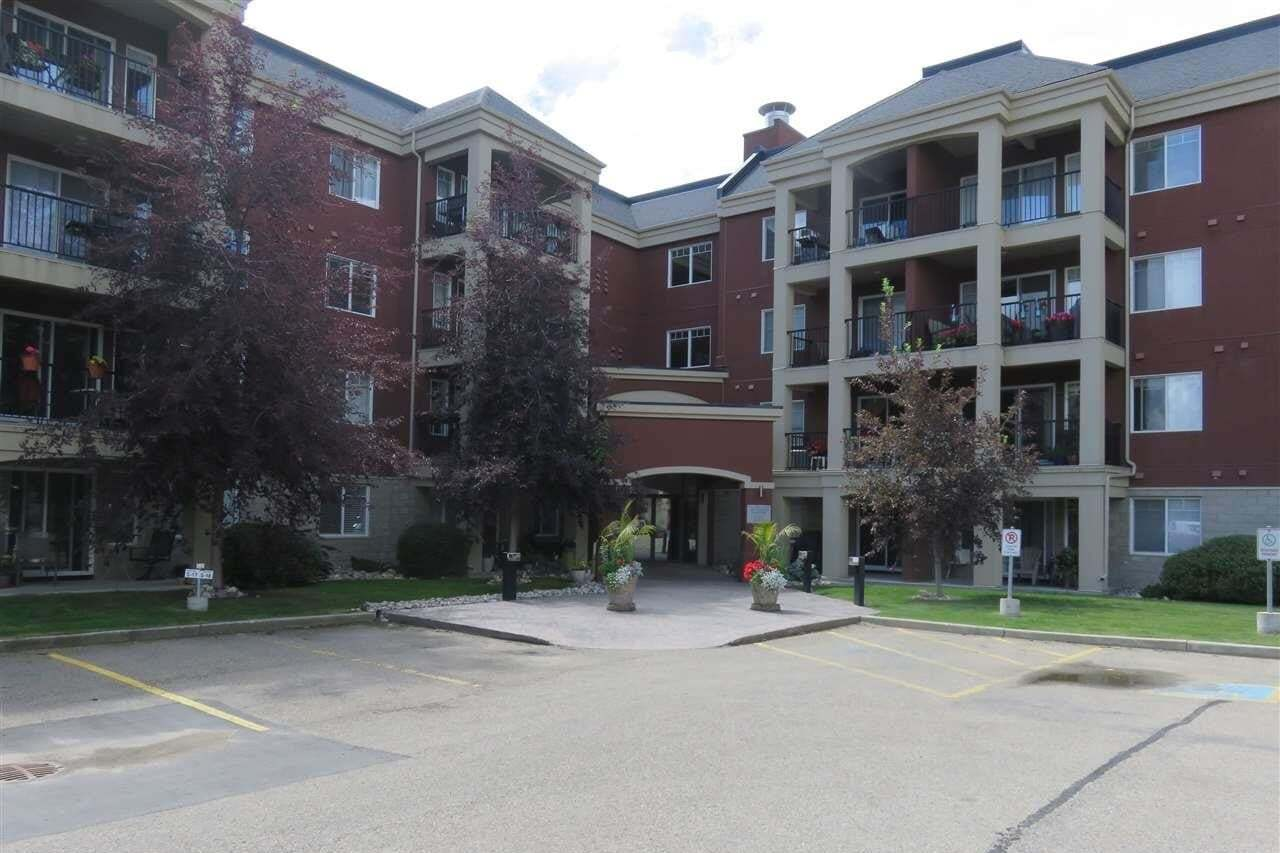 Condo for sale at 300 Palisades Wy Unit 334 Sherwood Park Alberta - MLS: E4193154