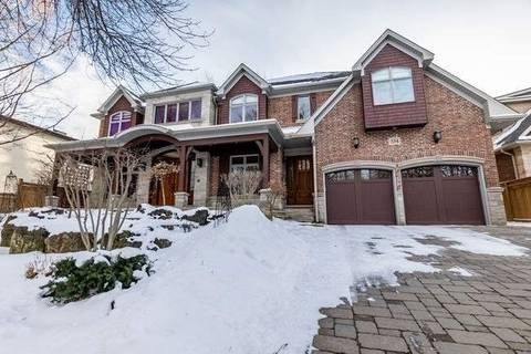 House for sale at 334 Belvenia Rd Burlington Ontario - MLS: W4707594