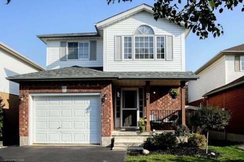 House for sale at 334 Carriage House Ct Waterloo Ontario - MLS: 40022647