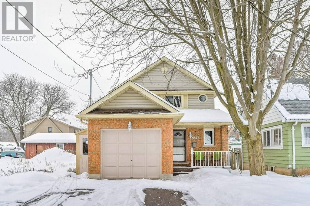 House for sale at 334 Exhibition St Guelph Ontario - MLS: 30790220