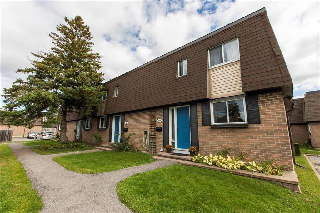 Townhouse for sale at 334 Garden Glen Pt Ottawa Ontario - MLS: 1171741