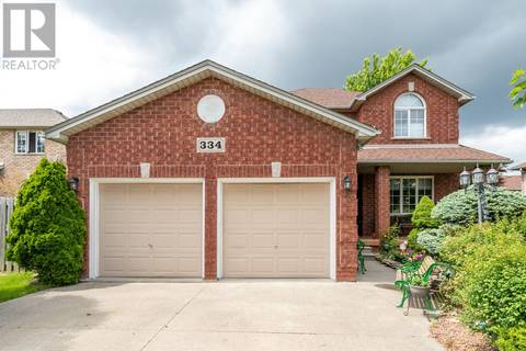 House for sale at 334 Geraldine Cres Windsor Ontario - MLS: 19019576