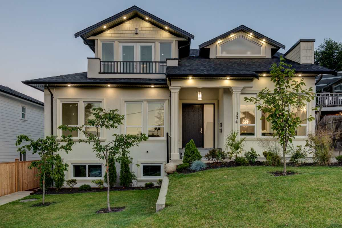 Sold: 334 Hoult Street, New Westminster, BC