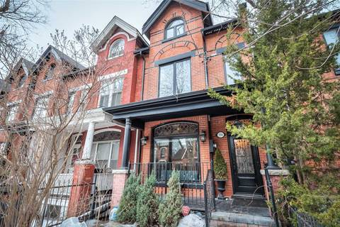 Townhouse for rent at 334 Ontario St Toronto Ontario - MLS: C4385790