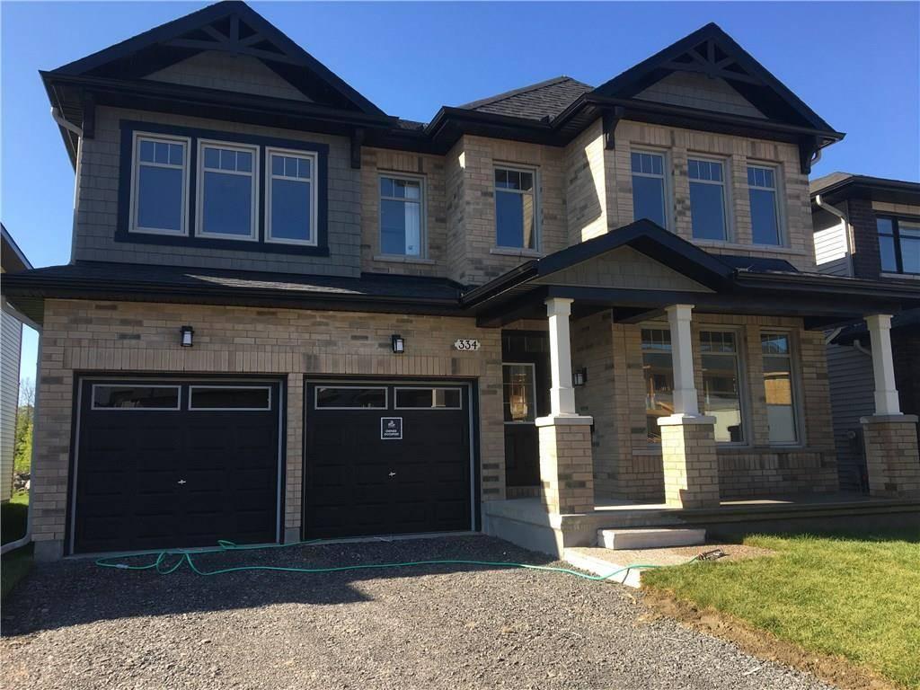 House for rent at 334 Serenade Cres Ottawa Ontario - MLS: 1164762