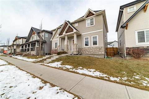 Townhouse for sale at 334 Skyview Ranch Rd Northeast Calgary Alberta - MLS: C4232236