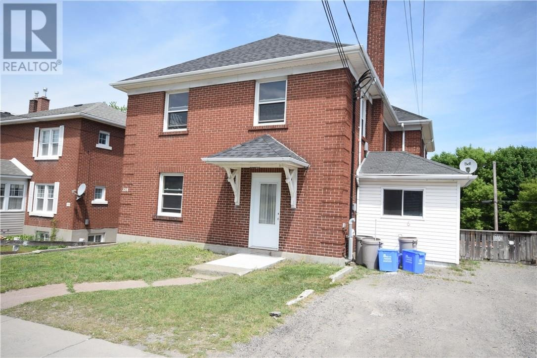 Townhouse for sale at 334 Spruce St Greater Sudbury Ontario - MLS: 2090399