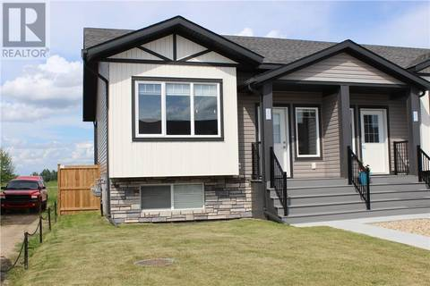 Townhouse for sale at 334 Spruce St Springbrook Alberta - MLS: ca0166292